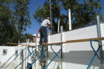 ICF Metal Bracing & Scaffolding