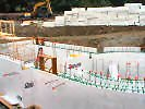 Basement Curved ICF Wall