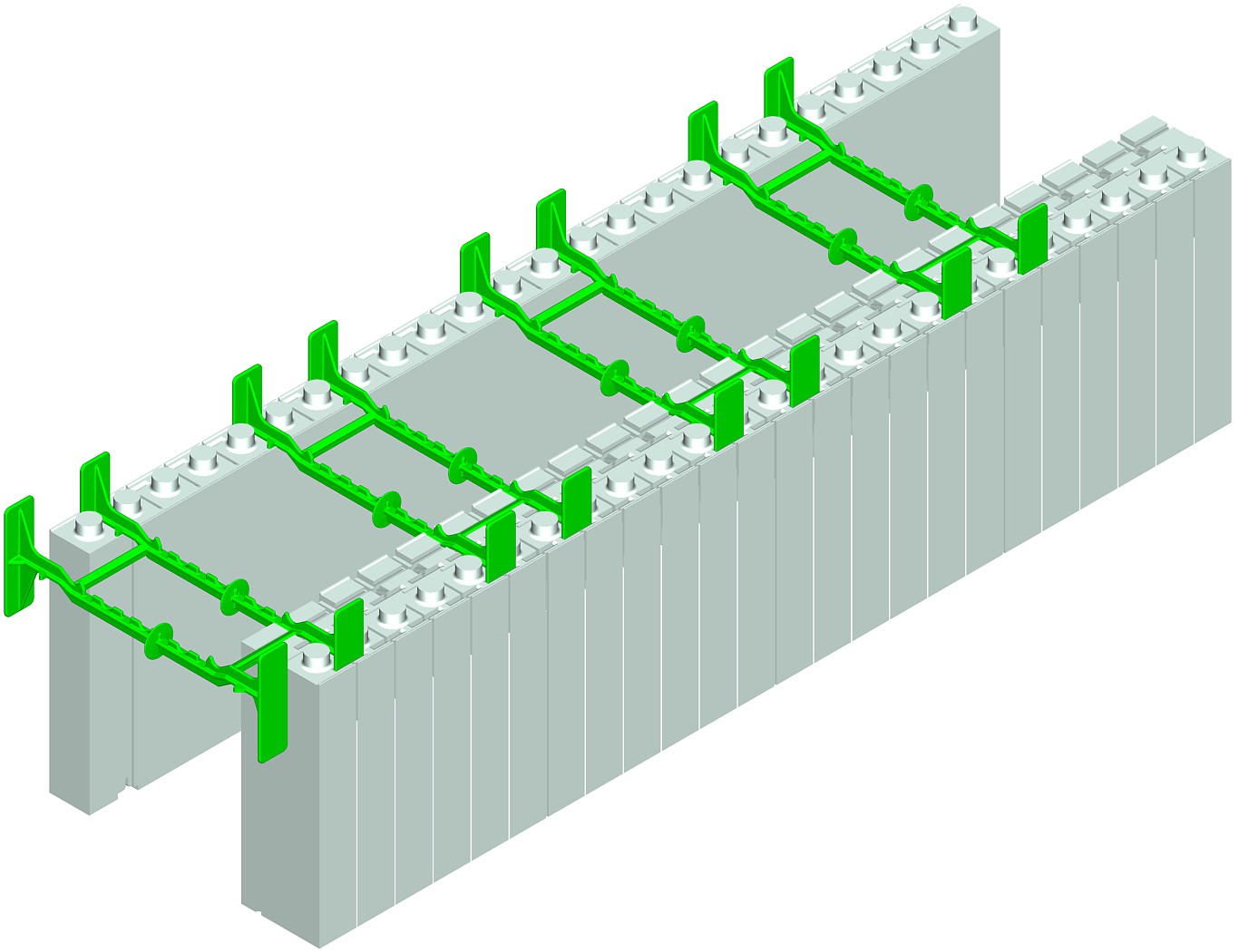 Presse Release Icf Extra Insulation With Plus Panels