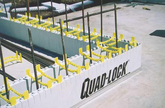 Insulated concrete forms photos icf photos for Insulated concrete construction
