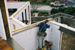 Installation of Sill Plates