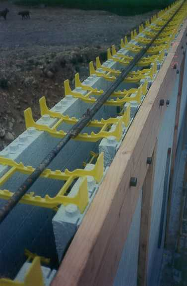 Ledger In Construction Plate : Construction overview of quad lock insulated concrete forms