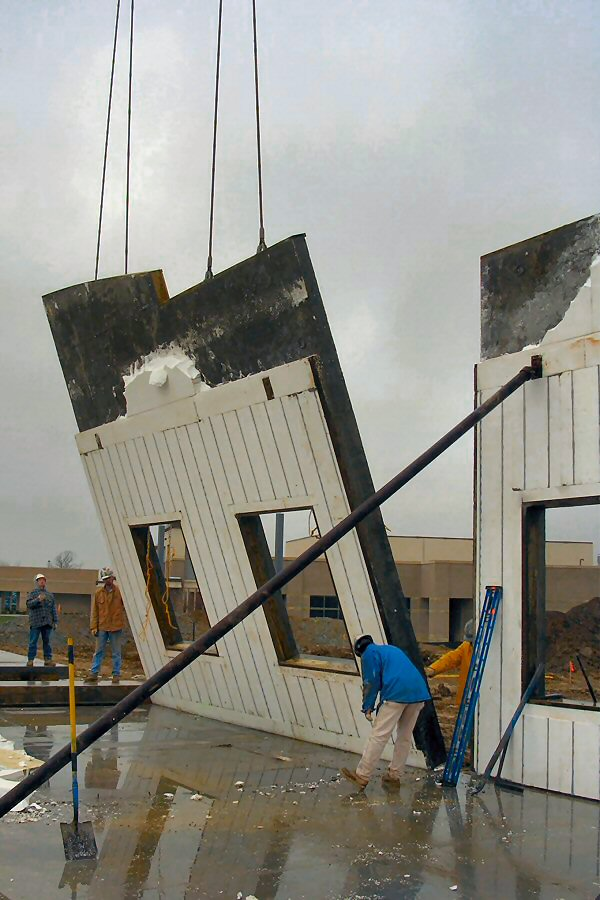 Tilt Up Concrete Slabs : Google images