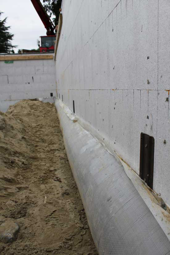 Net Zero Energy Homes Insulated Concrete Forms