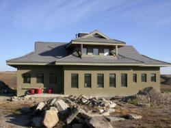 Off the Grid ICF Home
