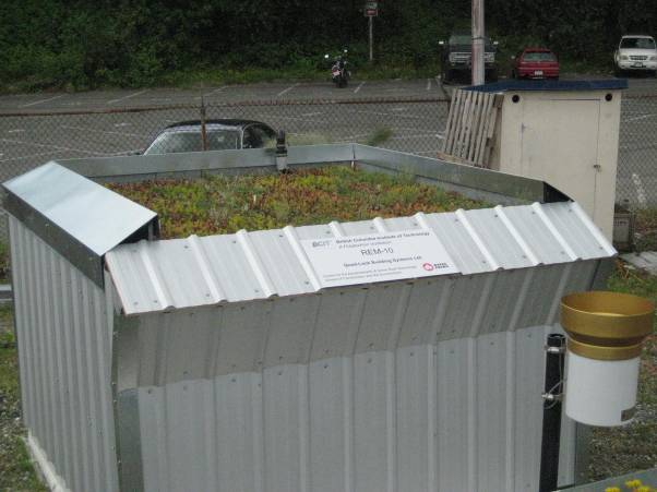 Green Roofs with Insulated Concrete Forms - Thermal ... on