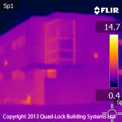 FLIR Image of ICF Church