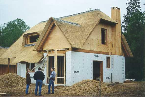 Photos Of Residential Icf Construction Using Quad Lock