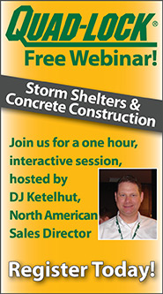 Join our Storm Shelter Webinars!